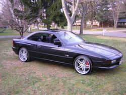 1995 BMW 8 Series