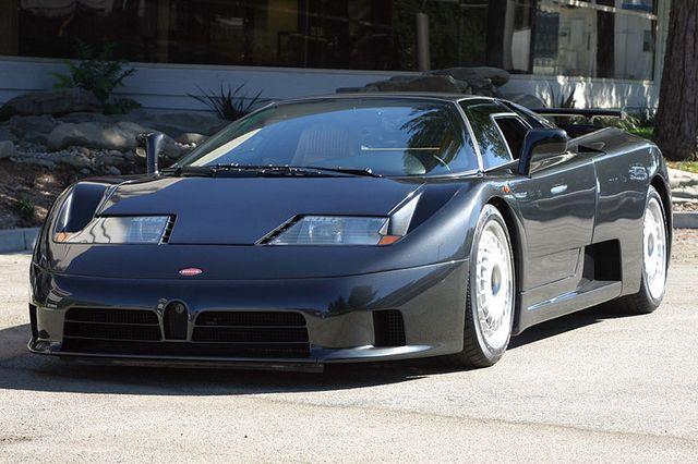 1995 Bugatti EB 110