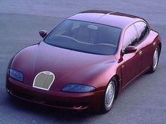 1995 Bugatti EB112