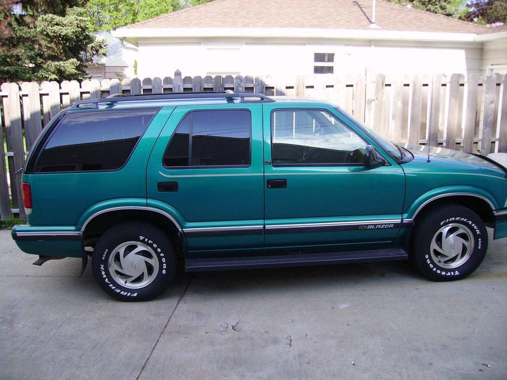 Blazer chevy blazer 2003 : Chevrolet Blazer - Partsopen