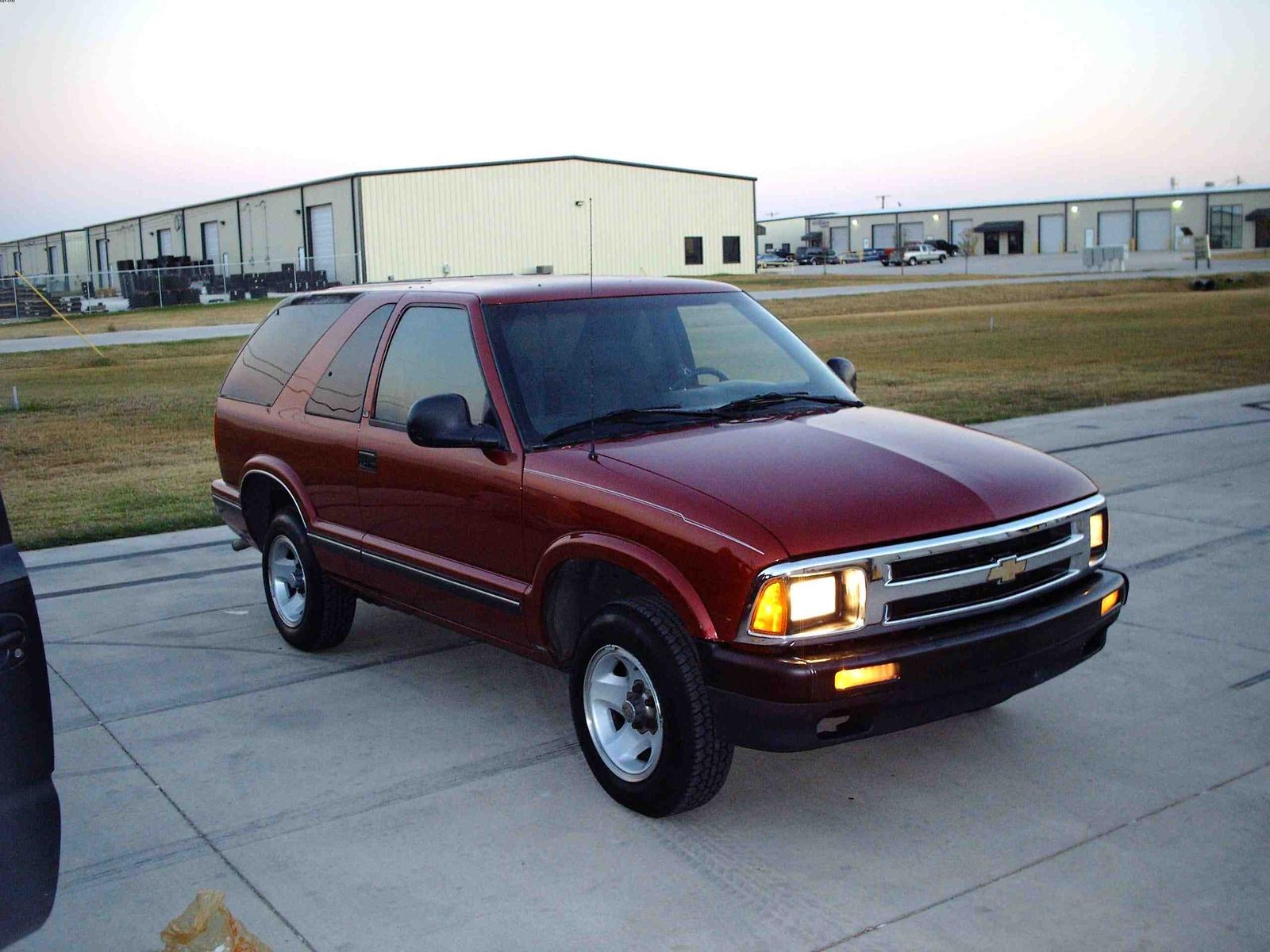 1995 Chevrolet Blazer Partsopen Chevy Abs Wiring Src Download Photo