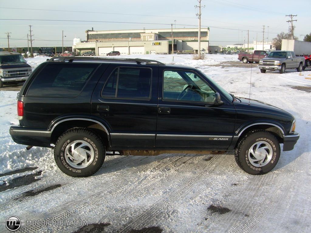 1995 Chevrolet Blazer Partsopen Chevy Abs Wiring Src
