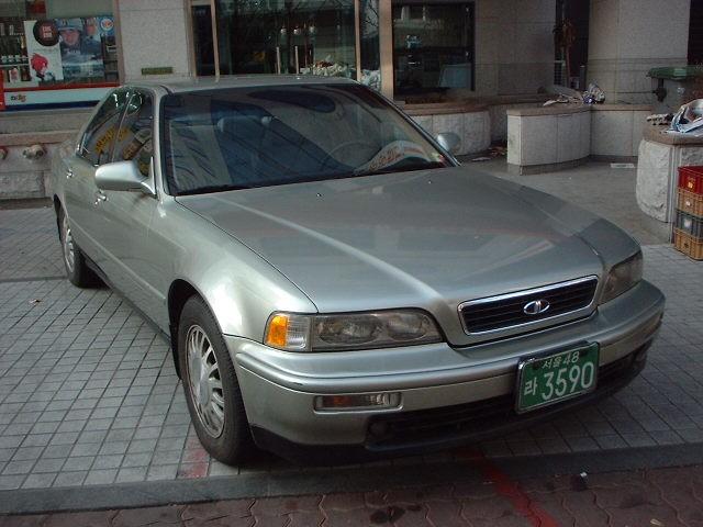 1995 Daewoo Arcadia