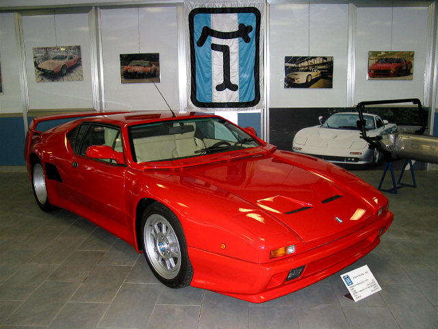 1995 De Tomaso Pantera