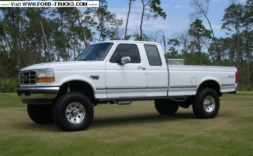 1995 Ford F 250 Partsopen