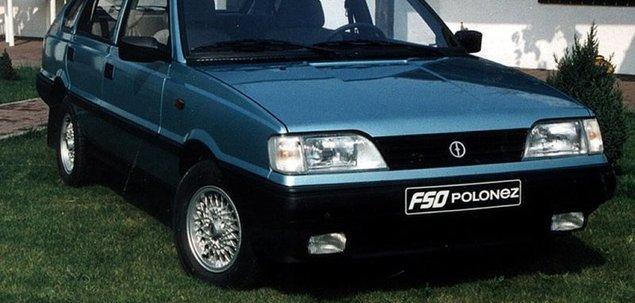 1995 FSO Polonez