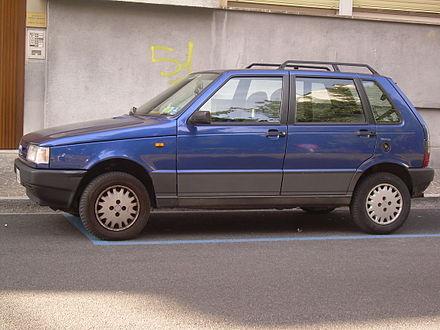 1995 Innocenti Mille