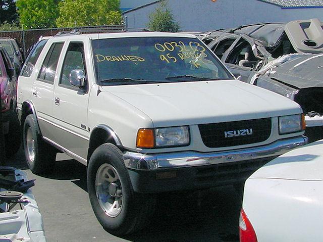 1995 Isuzu Rodeo - Partsopen