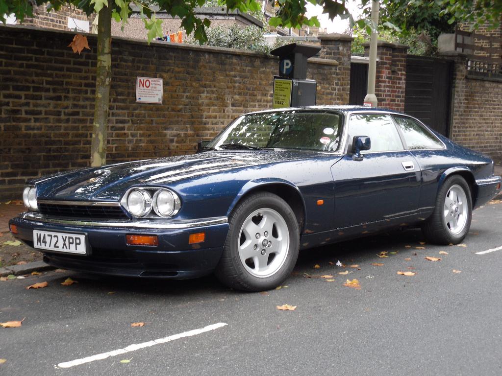 1995 Jaguar Xjs Partsopen