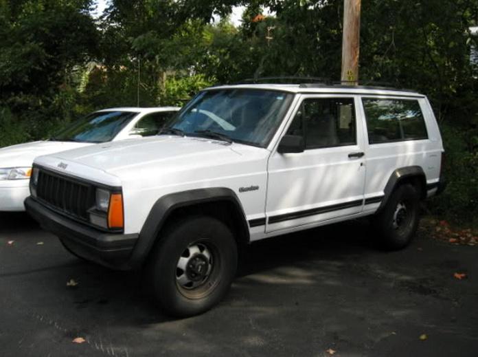 1995 Jeep Cherokee