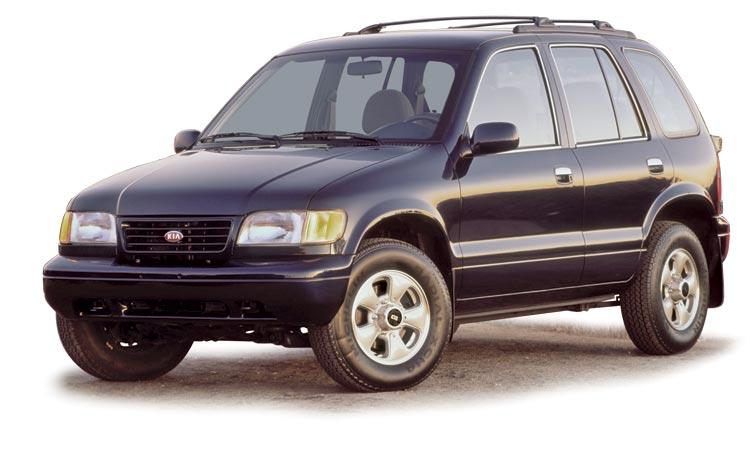 1995 Kia Sportage