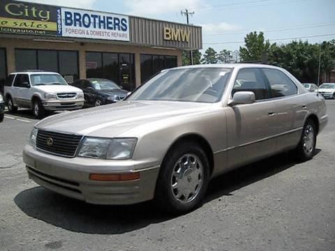 1995 lexus ls 400 partsopen