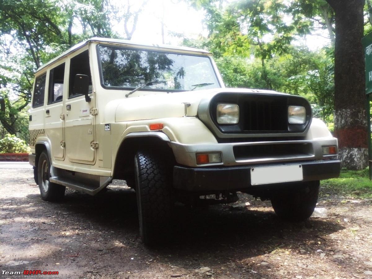 1995 Mahindra Armada