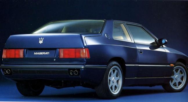 1995 Maserati Ghibli - Partsopen