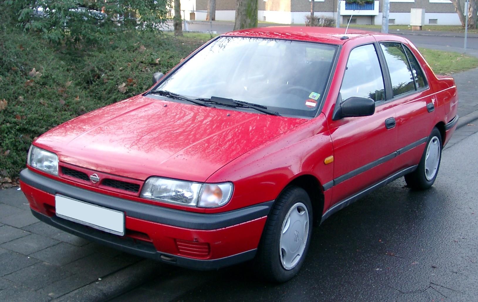 1995 Nissan Sunny Partsopen