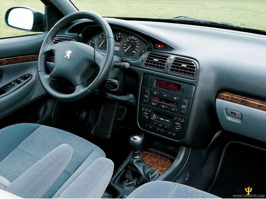 1995 Peugeot 406