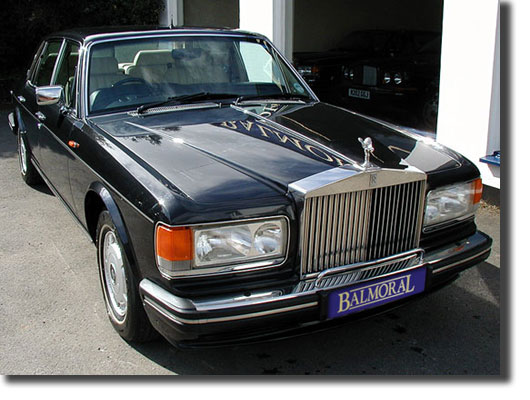 1995 Rolls-Royce Flying Spur