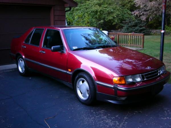 1995 Saab 9000