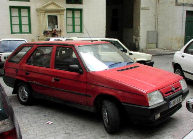 1995 Skoda Forman