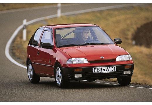 1995 Subaru Justy