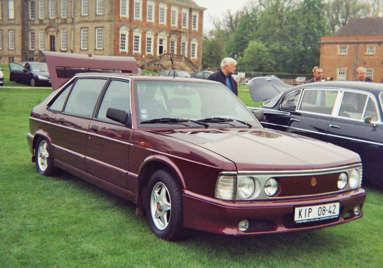 1995 Tatra 613