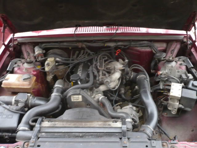 1995 Volvo 400