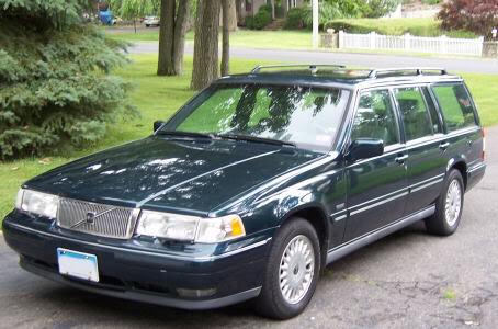 1995 Volvo 960