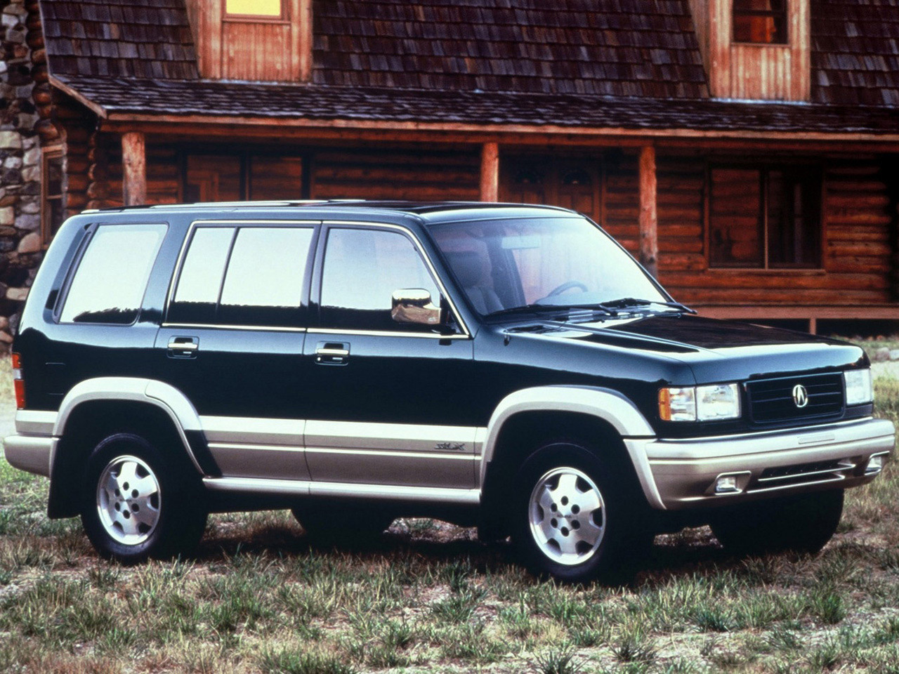 Download all Acura SLX 1996 pictures (2.3 Mb)