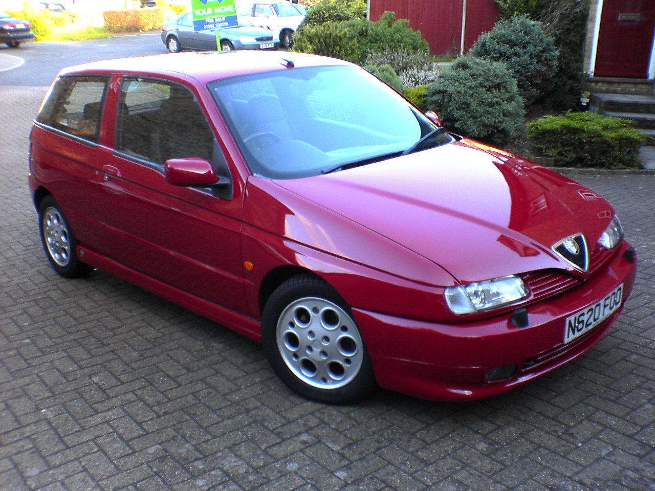 1996 Alfa Romeo 145