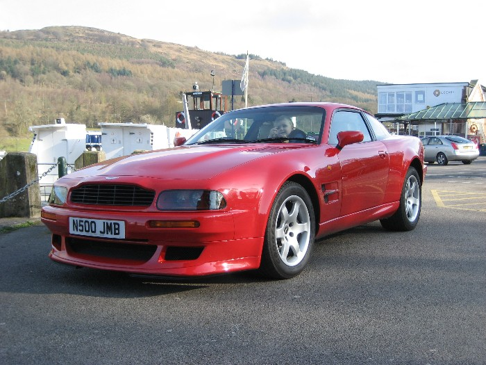1996 Aston Martin V8
