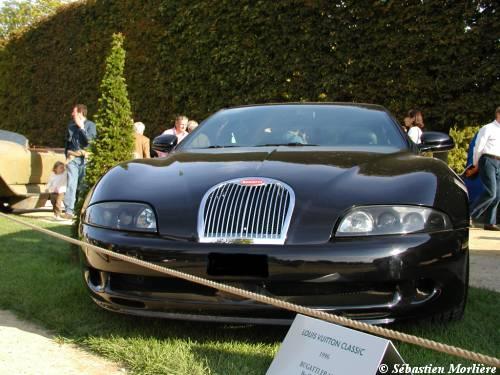 1996 Bugatti EB112
