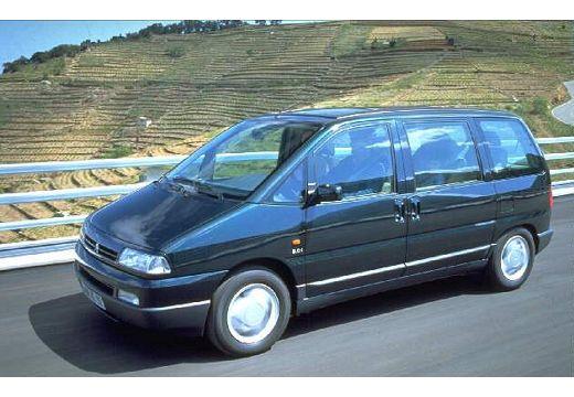 Download Photo. 1997 Citroen Evasion