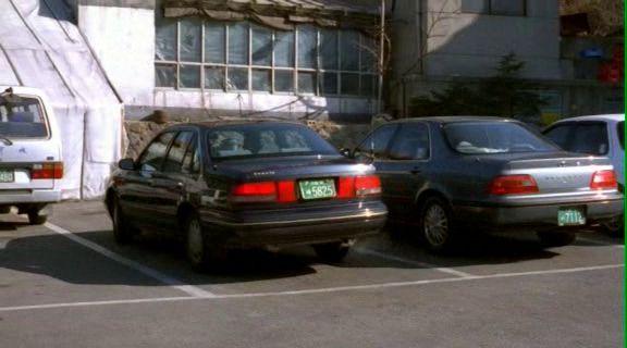1996 Daewoo Arcadia