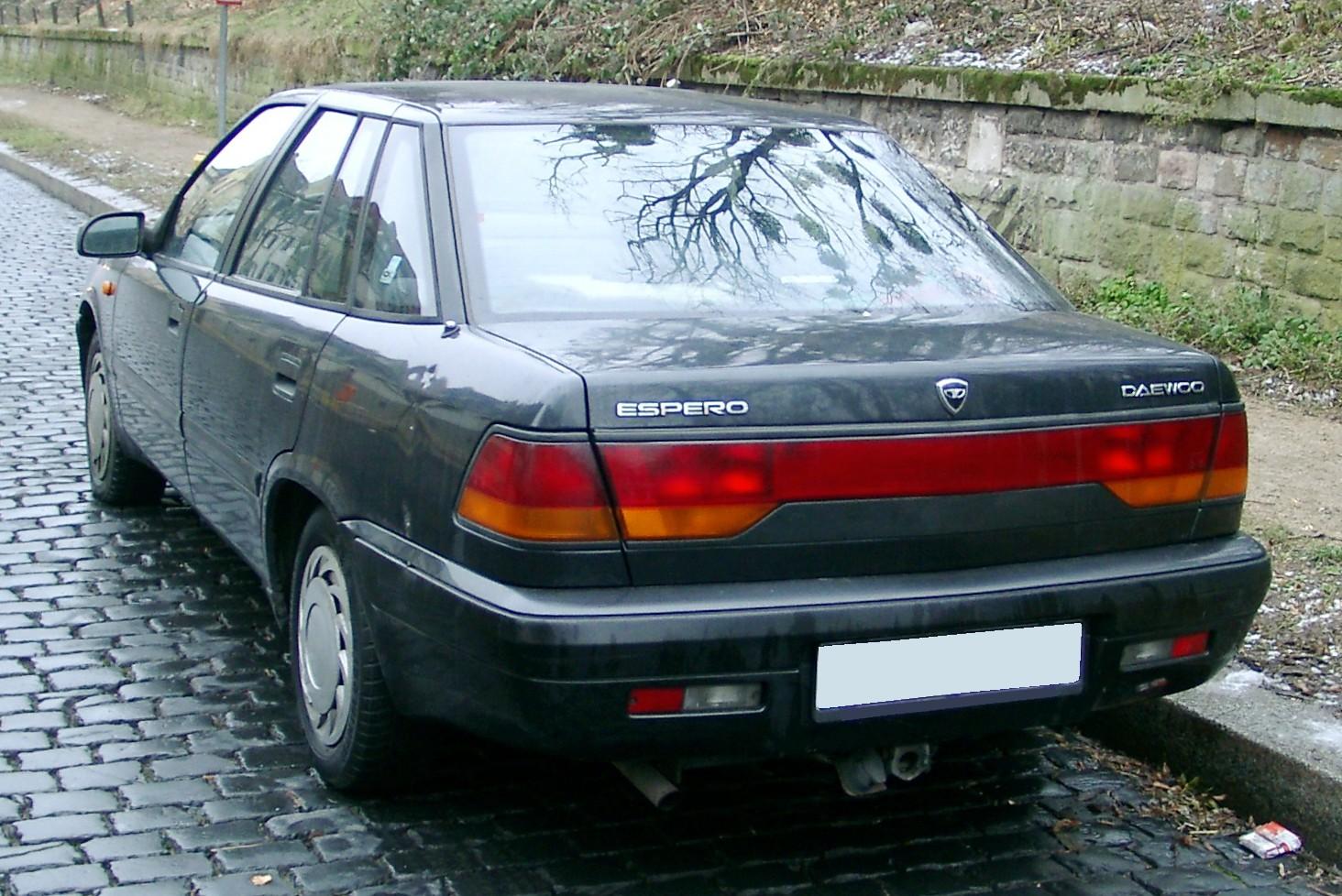 1996 Daewoo Espero Partsopen