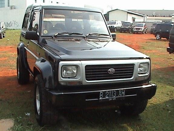 1996 Daihatsu Rocky - Partsopen