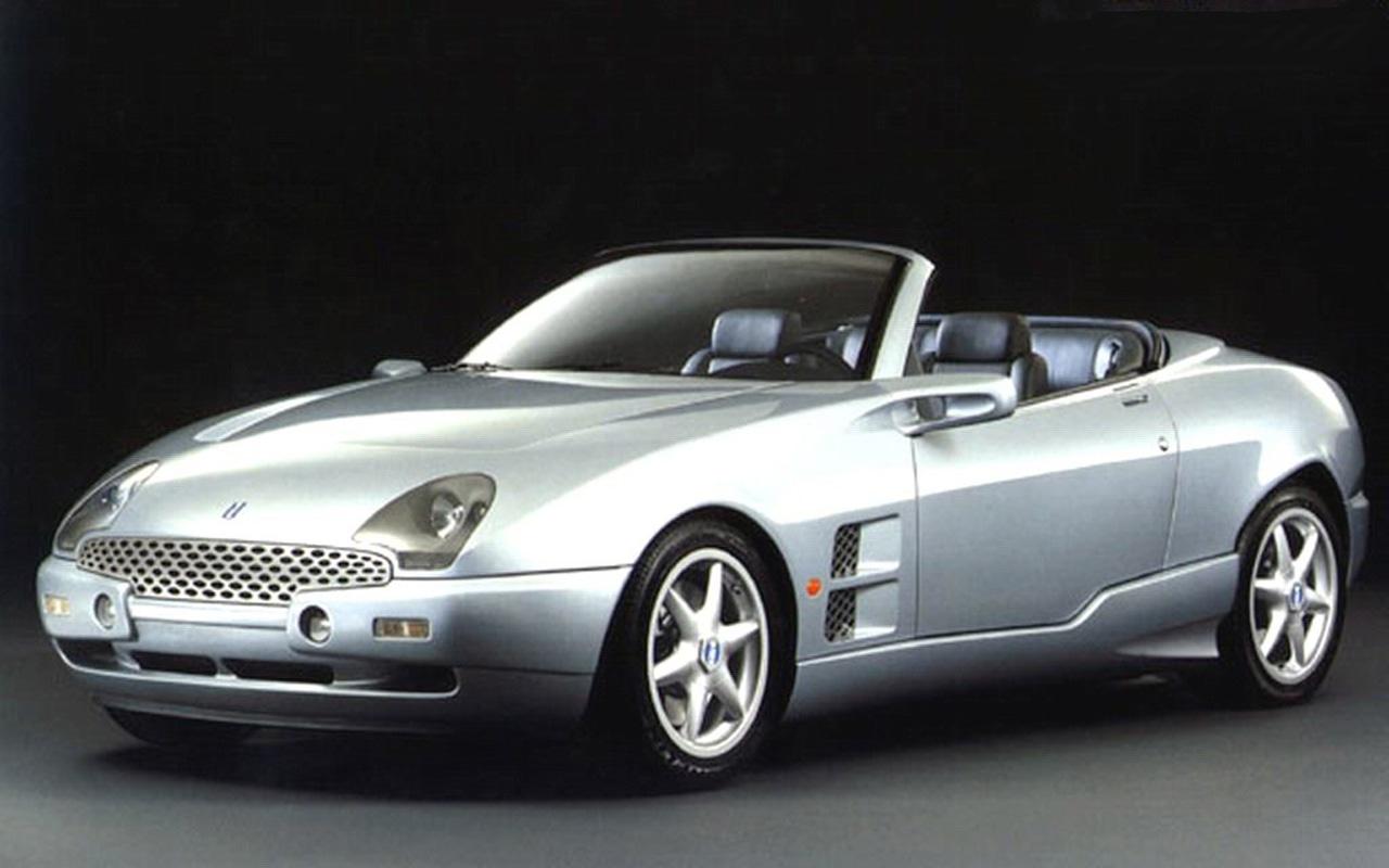 1996 De Tomaso Bigu#U00e0