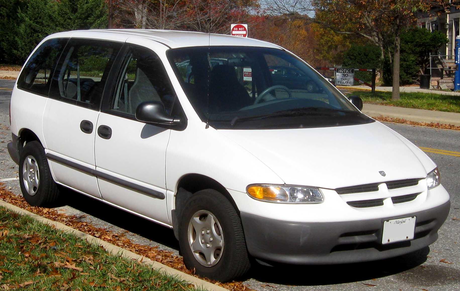 1996 Dodge Caravan