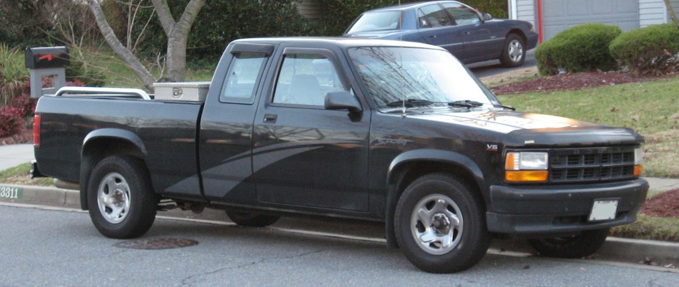 1996 Dodge Dakota
