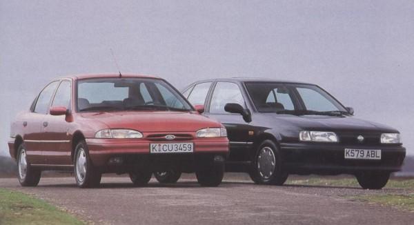 1996 Ford Contour⁄Mondeo