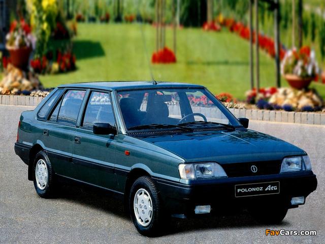 1996 FSO Polonez