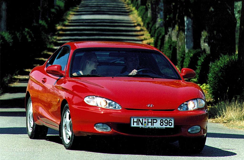 1996 Hyundai Coupe