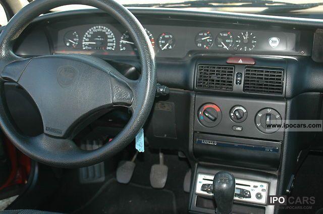 1996 Lancia Delta - Partsopen
