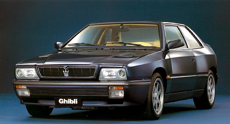 1996 Maserati Ghibli