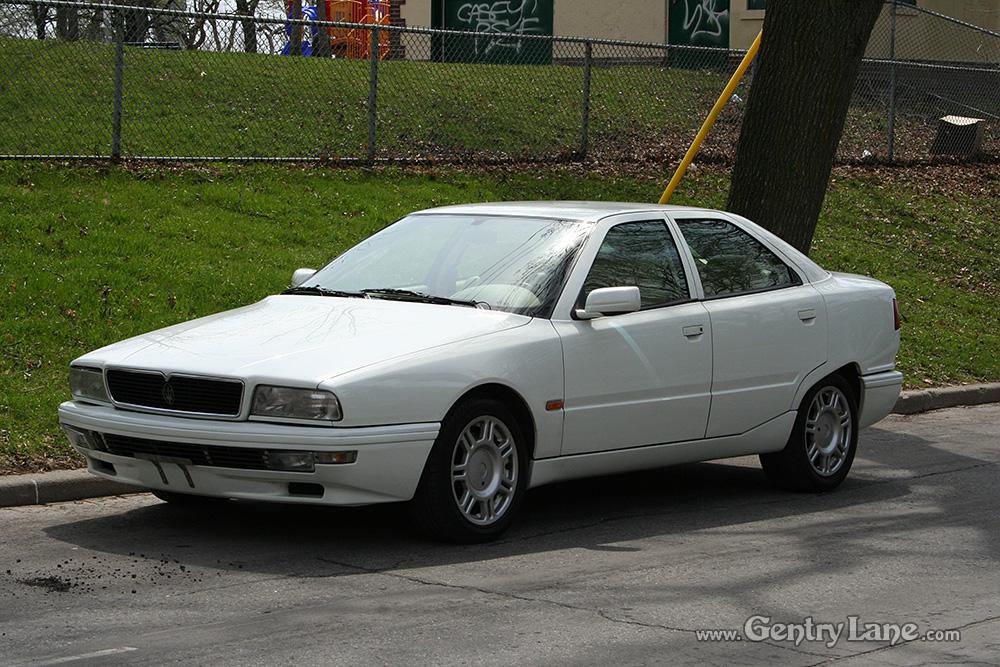 1996 Maserati Quattroporte IV - Partsopen