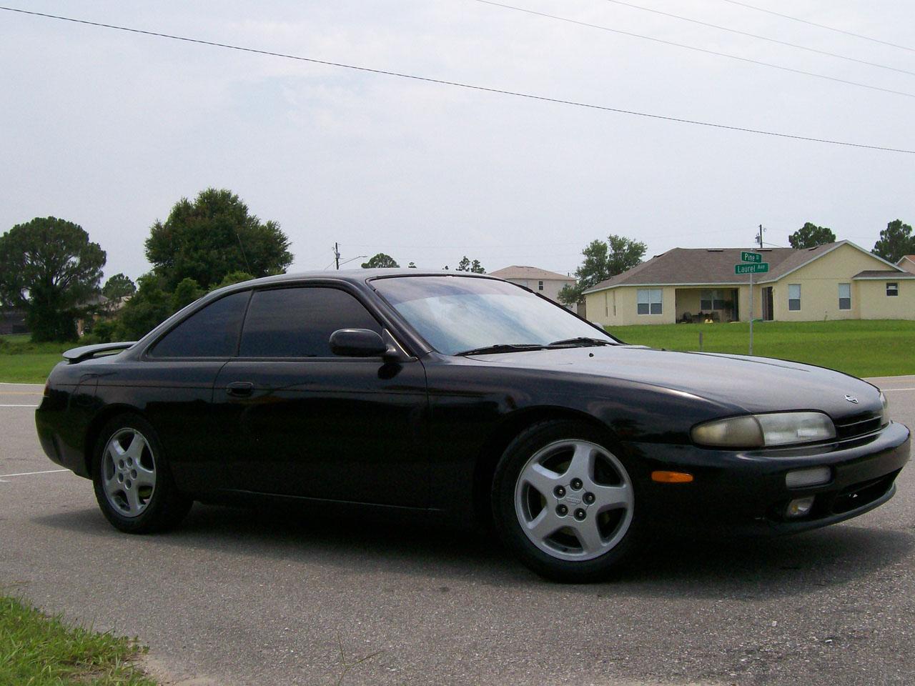 1996 Nissan 240SX