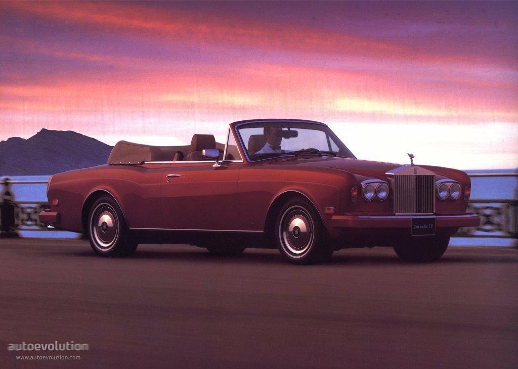 1996 Rolls-Royce Corniche
