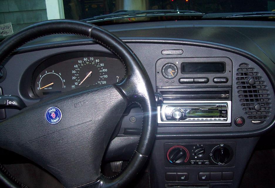 1996 Saab 900