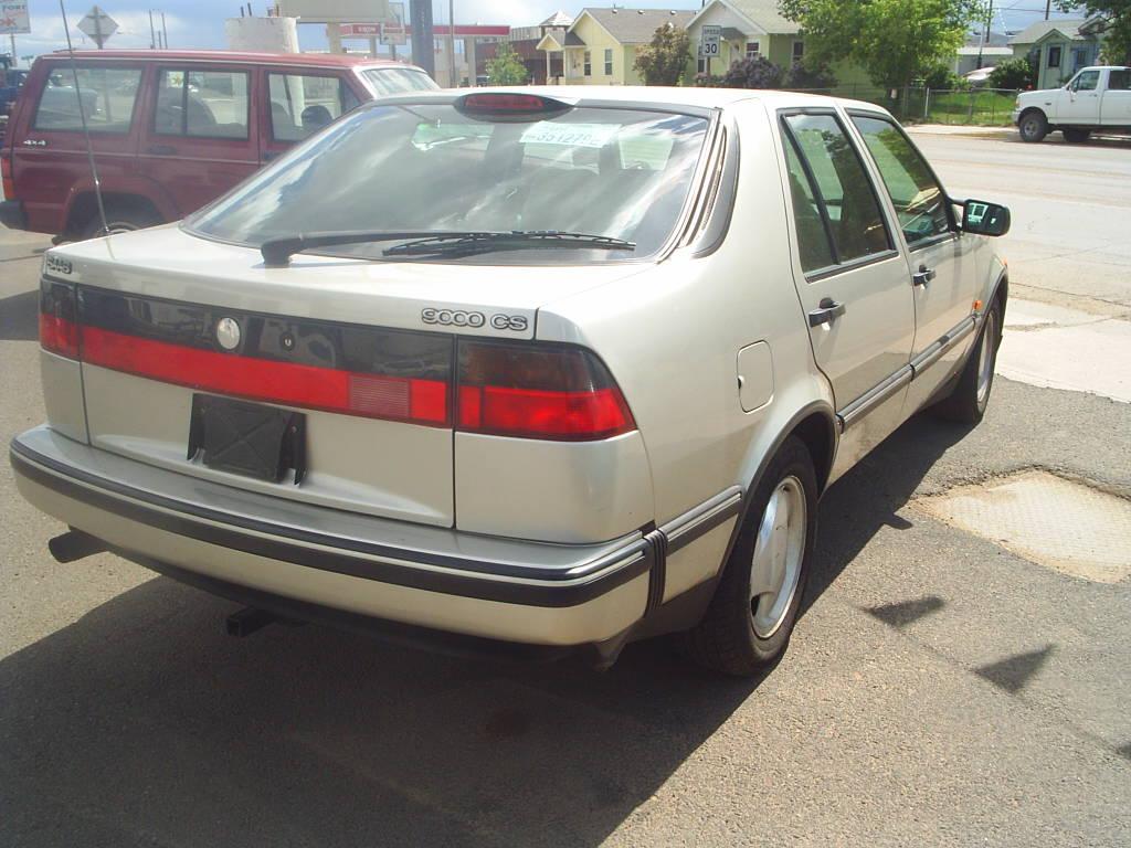 1996 Saab 9000