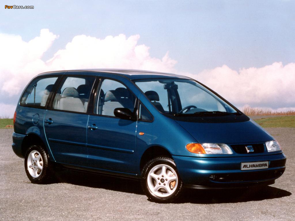 1996 Seat Alhambra