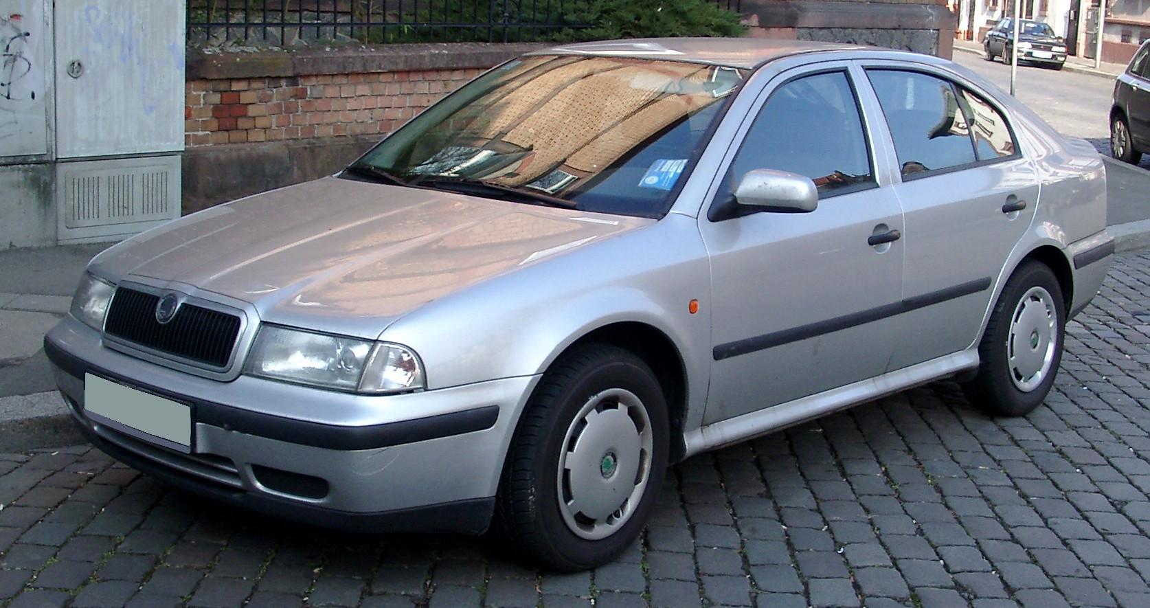 1996 Skoda Octavia